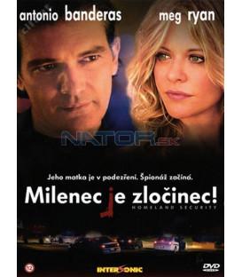 Milenec je zločinec (My Moms New Boyfriend) DVD