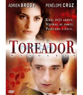 Toreador DVD (Manolete) DVD