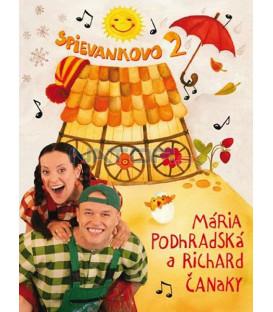 Spievankovo 2 - Podhradská/Čanaky DVD