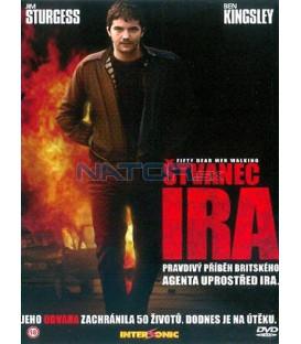 Štvanec IRA DVD (Fifty Dead Men Walking)