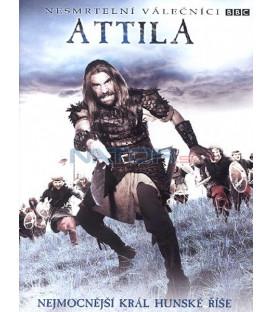 Nesmrtelní válečníci - DVD 2 Attila (Heroes and Villains: Attila the Hun) DVD