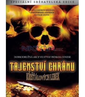 Tajemství chrámu křišťálových lebek (Allan Quatermain and the Temple of Skulls) DVD
