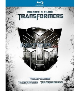 Transformers kolekce 1.-3. (Blu-ray)   (Transformers 1-3)
