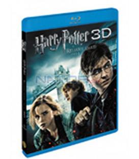 Harry Potter a Relikvie smrti - část 1. (3Blu-ray 2D+3D )