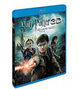 Harry Potter a Relikvie smrti - část 2. (3Blu-ray 2D+3D )