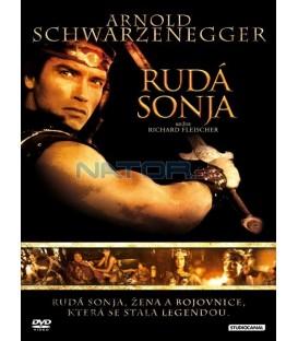 Rudá sonja (Red Sonja) DVD