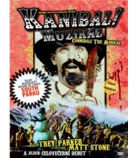 Kanibal! Muzikál DVD  (Cannibal! The Musical)