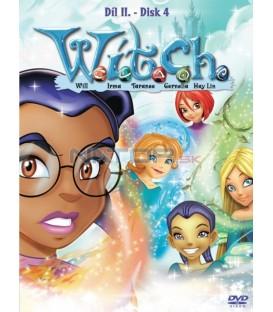 W.I.T.C.H 2.série - disk 4 (W.I.T.C.H. Vol 2 - Disc 4)
