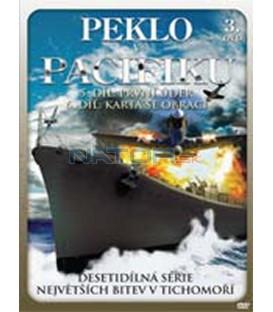 Peklo v Pacifiku – 3. DVD (Hell in the Pacific) – SLIM BOX DVD