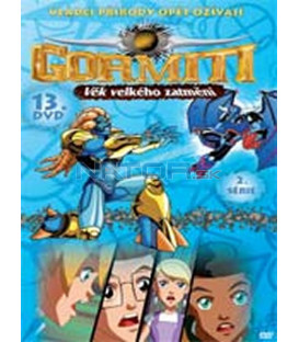 gormiti – 13. DVD (gormiti)