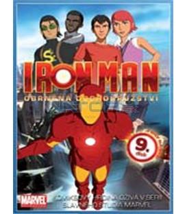 Iron Man – 9. DVD