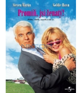 Promiň, jsi ženatý! (HouseSitter) DVD