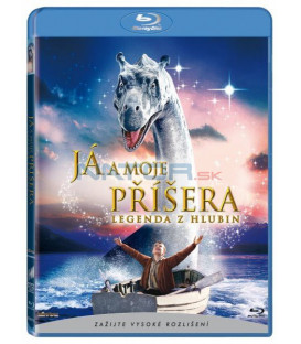 Já a moje příšera Blu-ray (The Water Horse: Legend of the Deep)