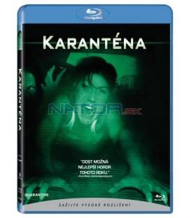 Karanténa Blu-ray (Quarantine)