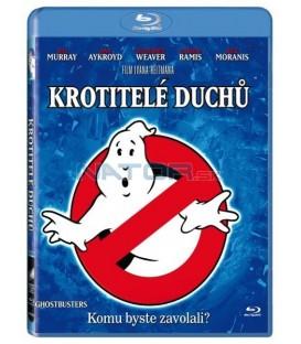 Krotitelé duchů -Blu-ray (Ghost Busters)