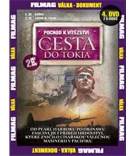 Pochod k vítězství - Cesta do Tokia 4. DVD (March to Victory: Road to Tokyo)